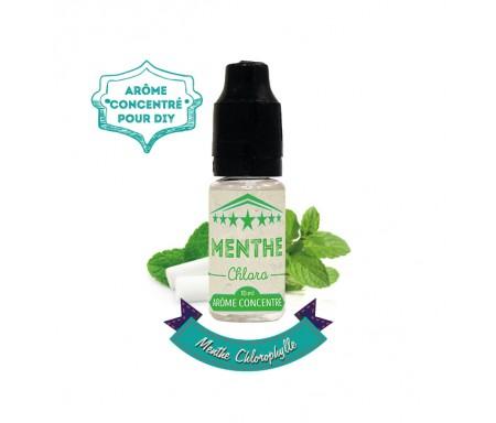 E-liquide do it yourself arôme menthe / chlorophylle CIRKUS Vincent dans les vapes