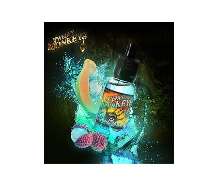 e-liquide tropika twelve monkeys 30ml au meilleur prix