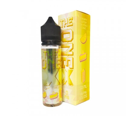 Lemon Crumble 50ml The One X Beard Vape
