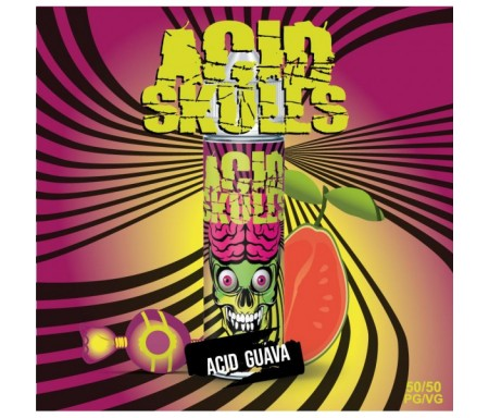 Acid Guava 50ml Acid Skulls