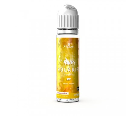 Sunset Polaris 50ml le french liquide