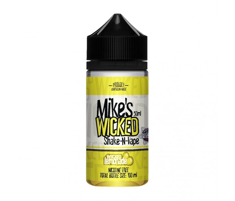 Wicked Lemonade 50ml Mike's Wicked