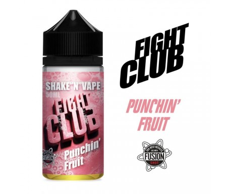 Punchin Fruit 50ml Fight Club Halo